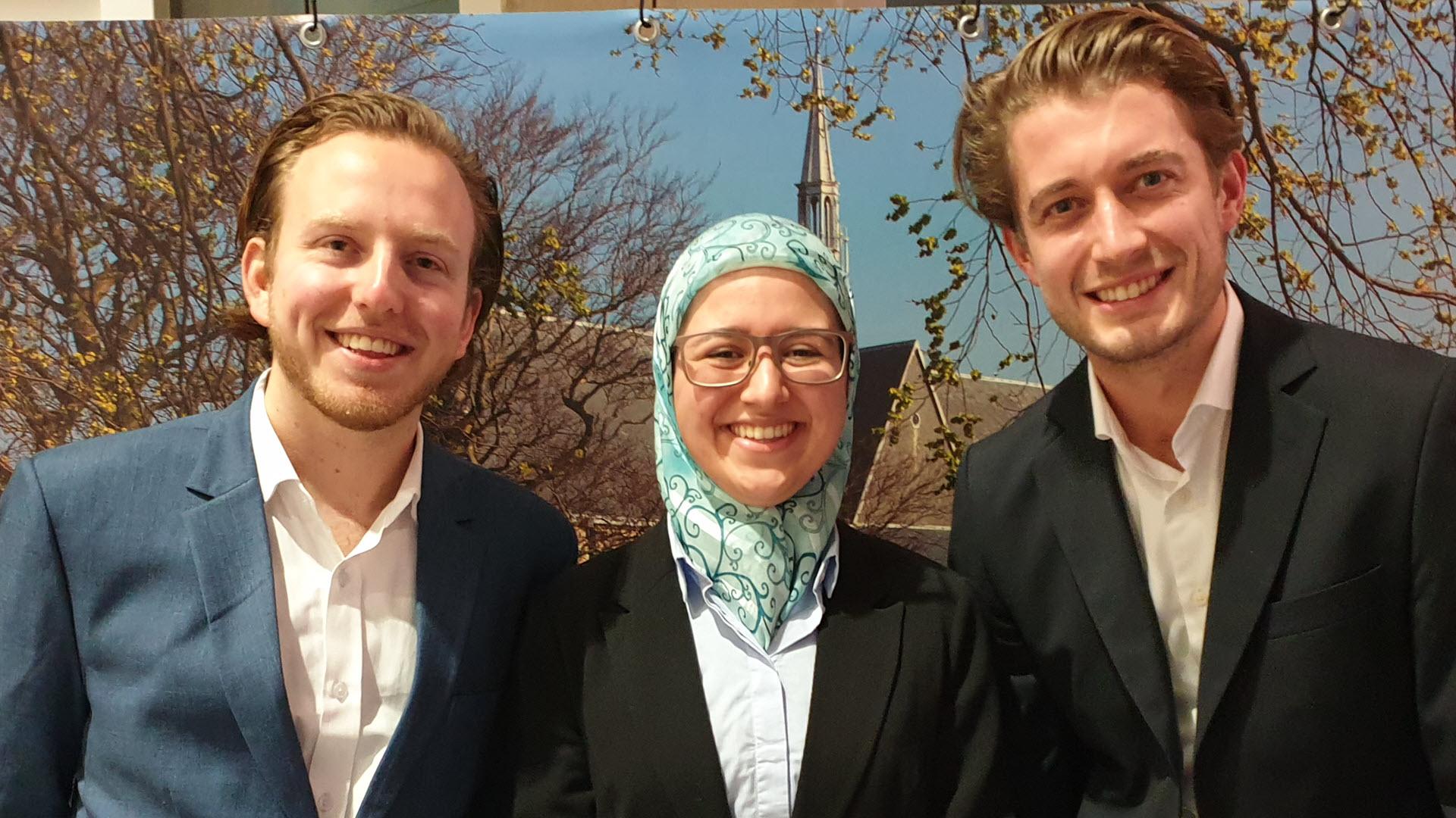 Nijbakker-Morra Stichting Prijswinnaars 2019-2020